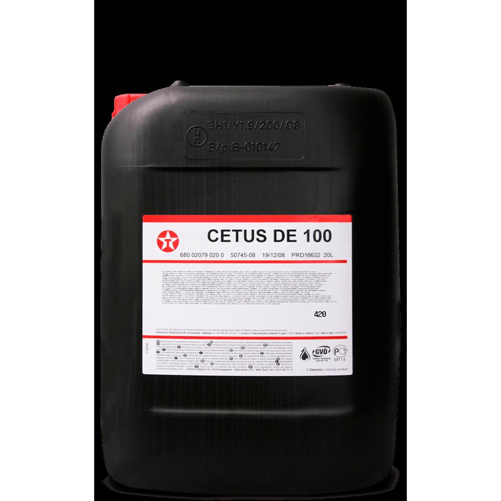 TEXACO Λιπαντικό CETUS DE 100