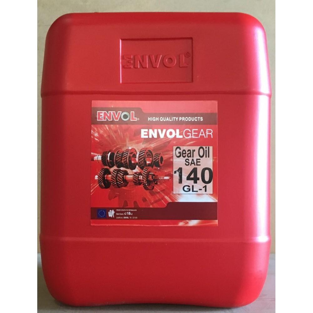 ENVOL GEAR OIL 140 GL-1