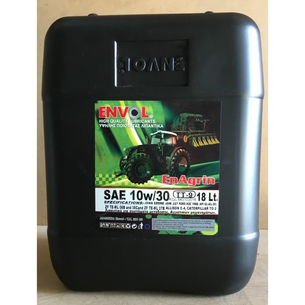ENVOL AGRIN 10W-30 TT9