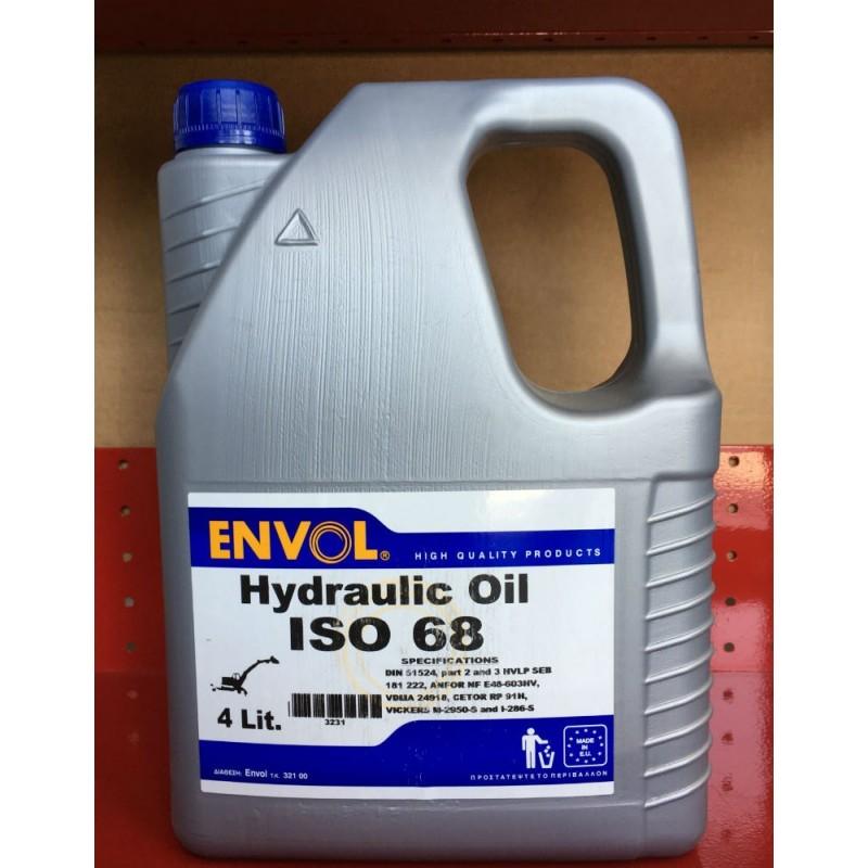 ENVOL HYDRAULIC OIL ISO 68