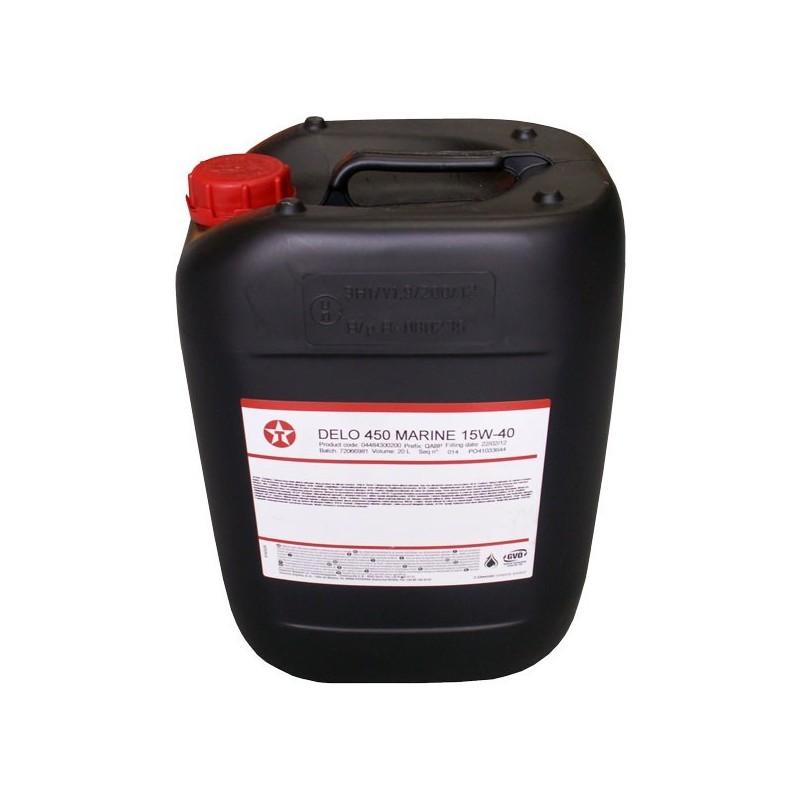 TEXACO/Chevron Λιπαντικό DELO 450 MARINE 15W-40