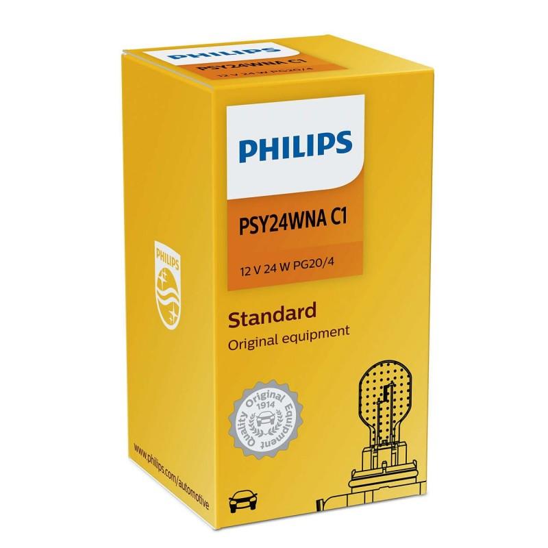 PHILIPS 12V PSY24W 24W HiPer Vision