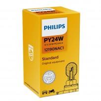 PHILIPS 12V PY24W 24W HiPer Vision