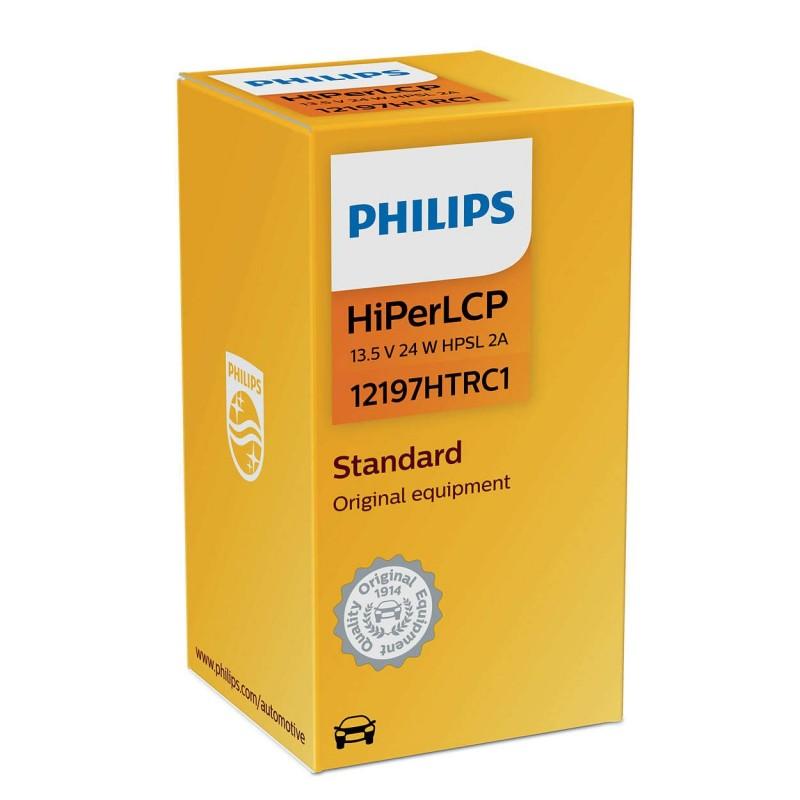 PHILIPS 12V HP24W 24W HiPer Vision