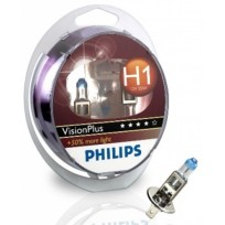 PHILIPS H1 12V 55W VISION PLUS