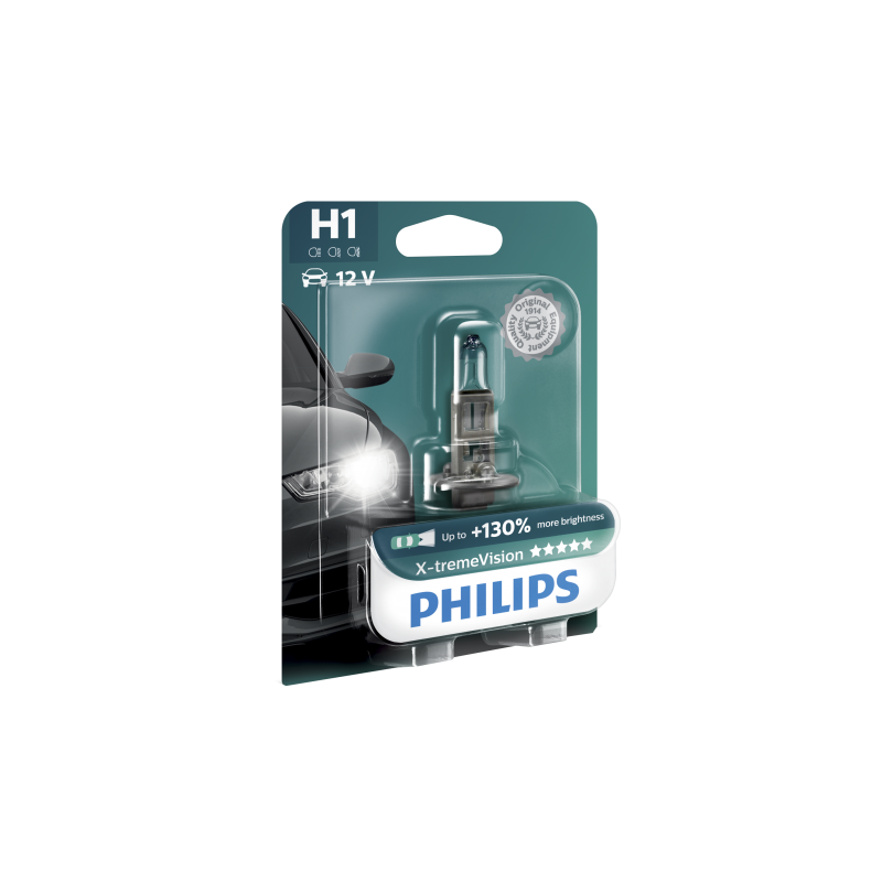 PHILIPS H1 12V 55W Χ-TREME VISION