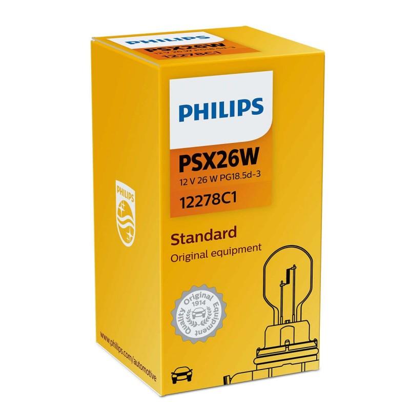 PHILIPS 12V PSX26W 26W HiPer Vision