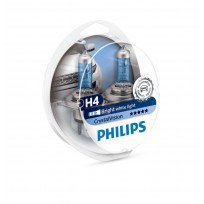 PHILIPS H4 12V 60/55W CRYSTAL VISION