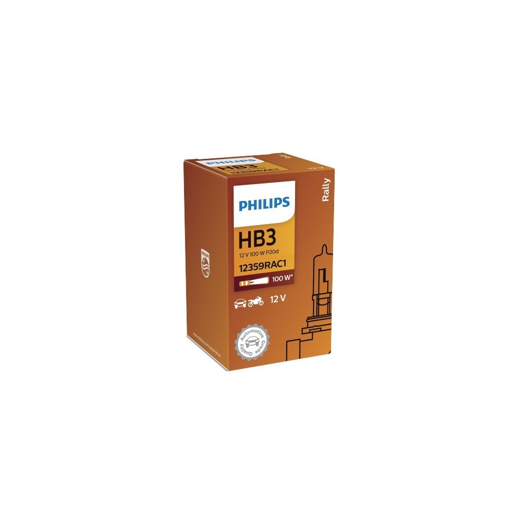 PHILIPS HB3 12V 100W