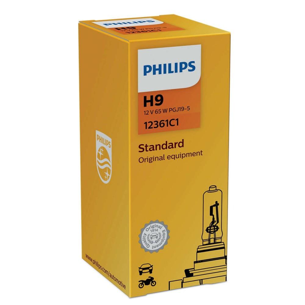 PHILIPS H9 12V 65W