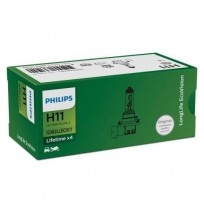 PHILIPS H11 12V 55W LONGLIFE ECOVISION