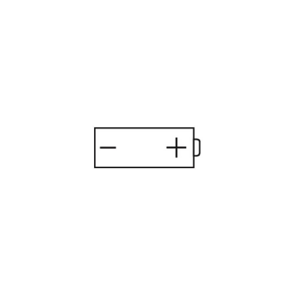 μπαταρια αυτοκινητου Μπαταρία μοτό Varta POWERSPORTS Freshpack 12N5-3B /YB5L-B Μπαταρία ανοιχτού τύπου