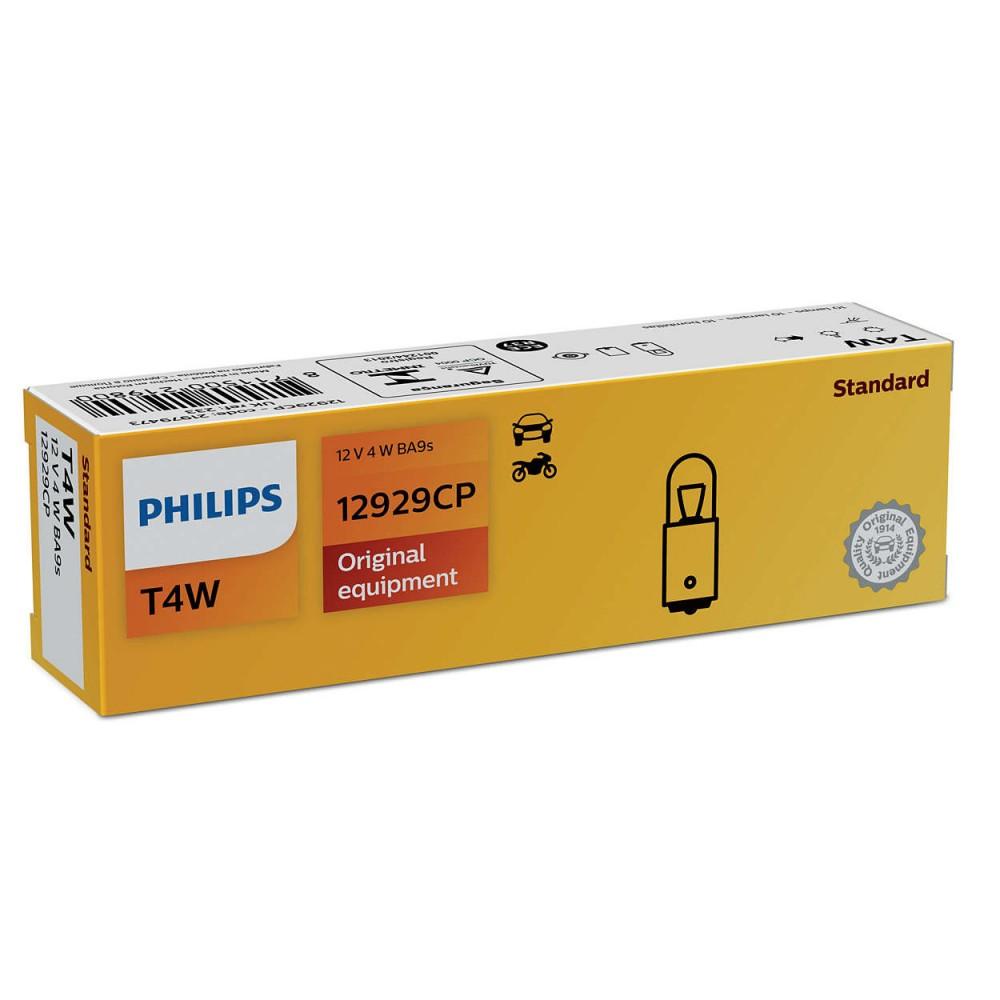 PHILIPS T4W 12V 4W