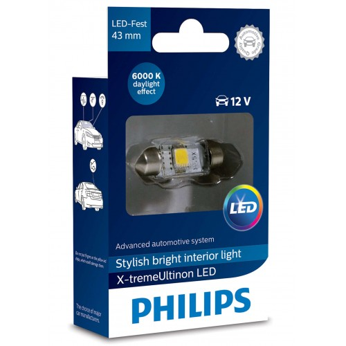 PHILIPS LED FEST 30mm 4000K 12V 1W