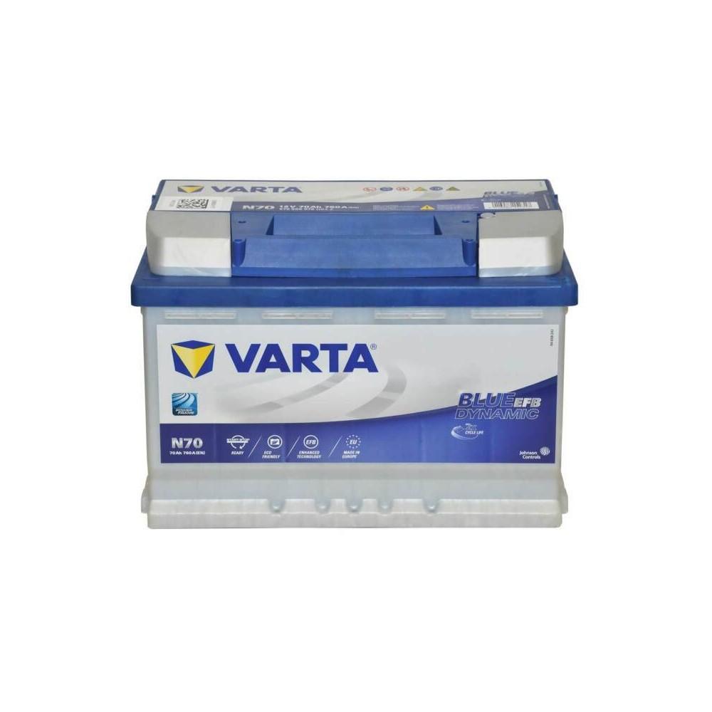 Varta Blue Dynamic EFB N70
