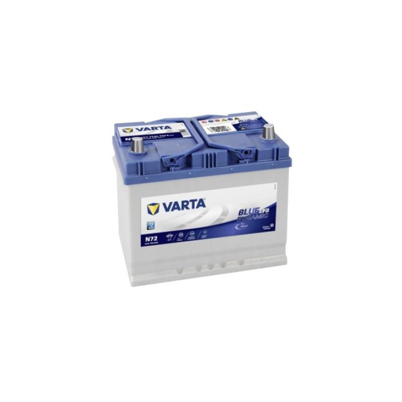 Varta Blue Dynamic EFB N72