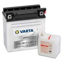 Varta Powersports Freshpack 12N9-4B-1/YB9-B