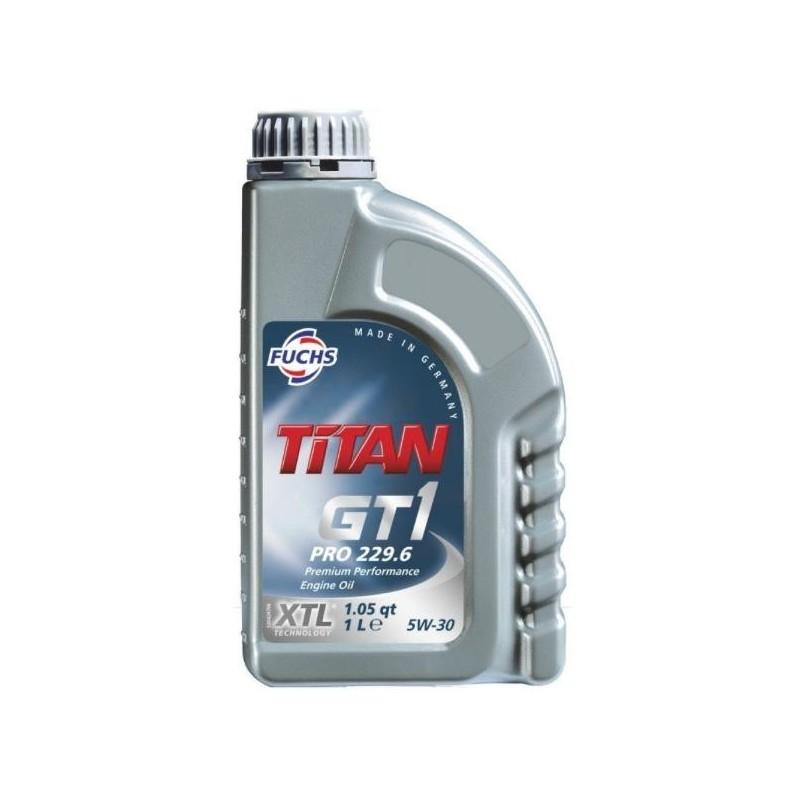 FUCHS Λιπαντικό TITAN GT1 PRO 229.6 5W-30