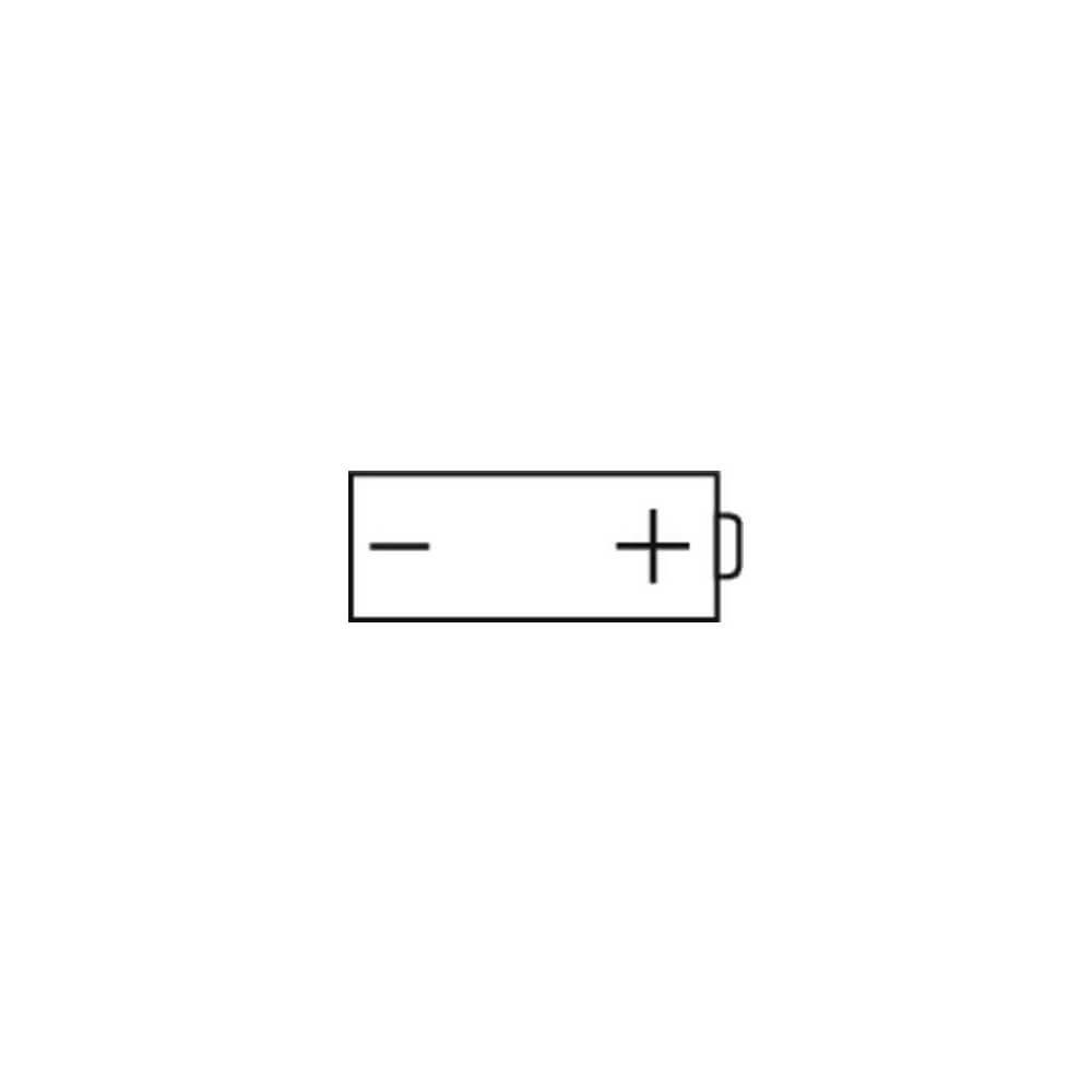 μπαταρια αυτοκινητου Μπαταρία μοτό Varta POWERSPORTS Freshpack 12N9-3B /YB9L-B Μπαταρία ανοιχτού τύπου