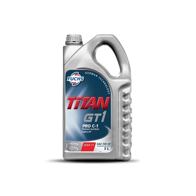 FUCHS Λιπαντικό TITAN GT1 PRO C-1 5W-30