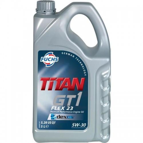 FUCHS Λιπαντικό TITAN GT1 FLEX 23 5W-30 XTL
