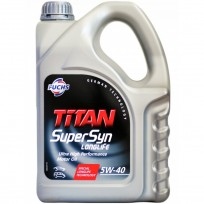 FUCHS Λιπαντικό TITAN SUPERSYN LONGLIFE 5W-40