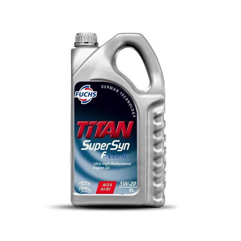 FUCHS Λιπαντικό TITAN SUPERSYN F-ECO B 5W-20