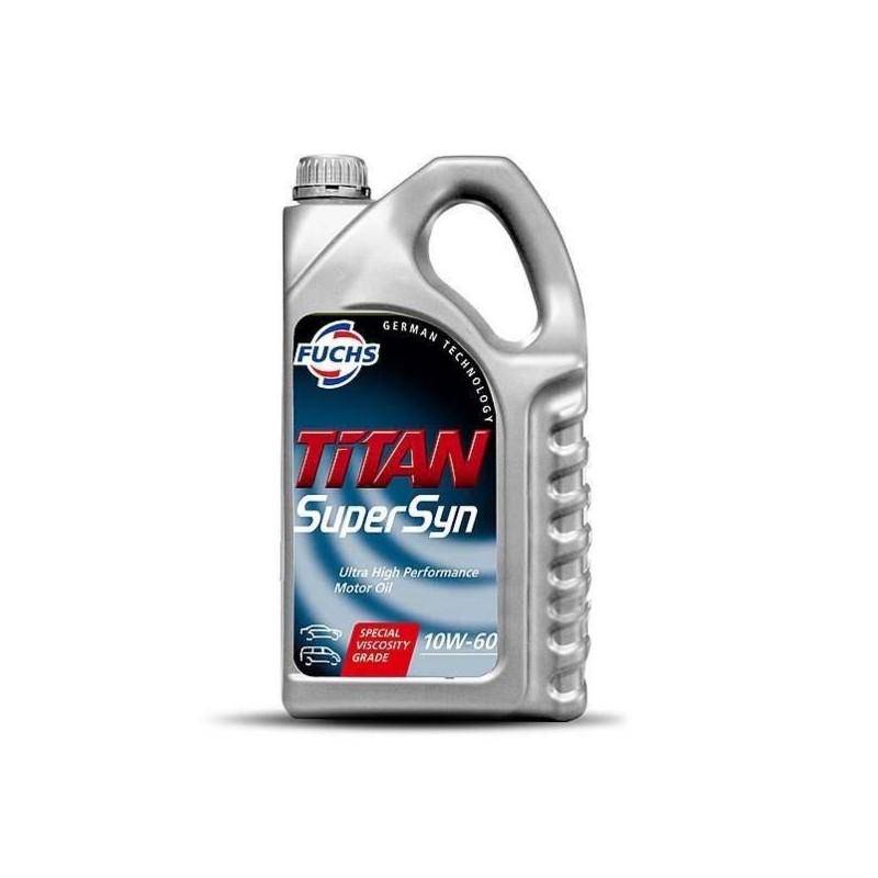 FUCHS Λιπαντικό TITAN SUPERSYN 10W-60