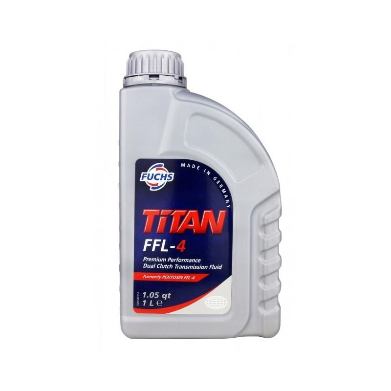 FUCHS Υγρό Μεταδόσεων TITAN FFL-4