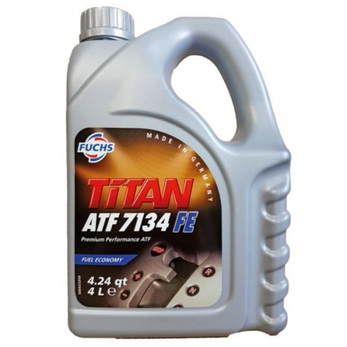 FUCHS Υγρό Αυτόματων Μεταδόσεων TITAN ATF 7134 FE