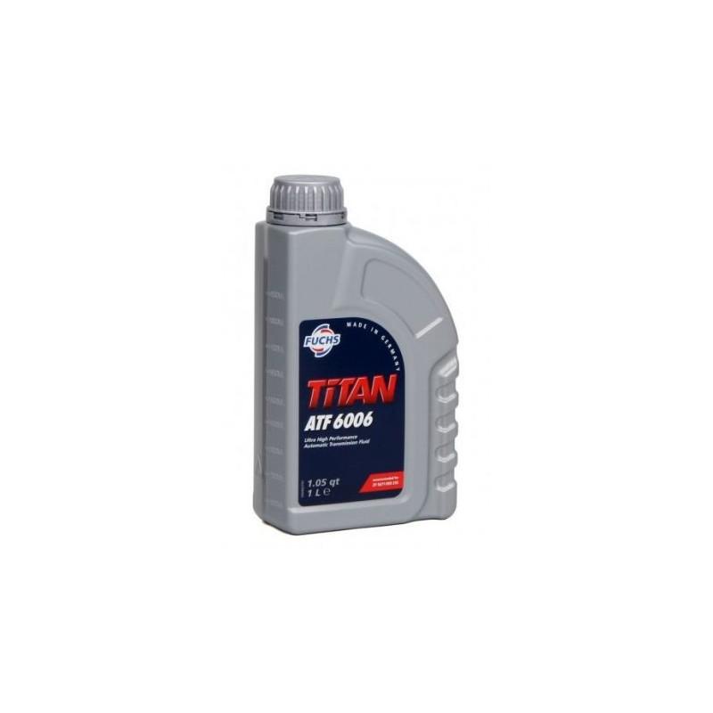 FUCHS Υγρό Αυτόματων Μεταδόσεων TITAN ATF 6006