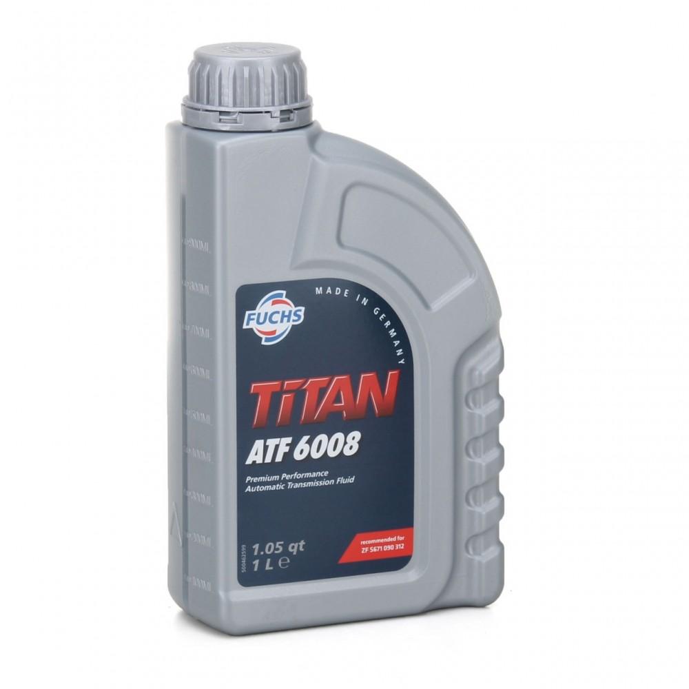 FUCHS Υγρό Αυτόματων Μεταδόσεων TITAN ATF 6008
