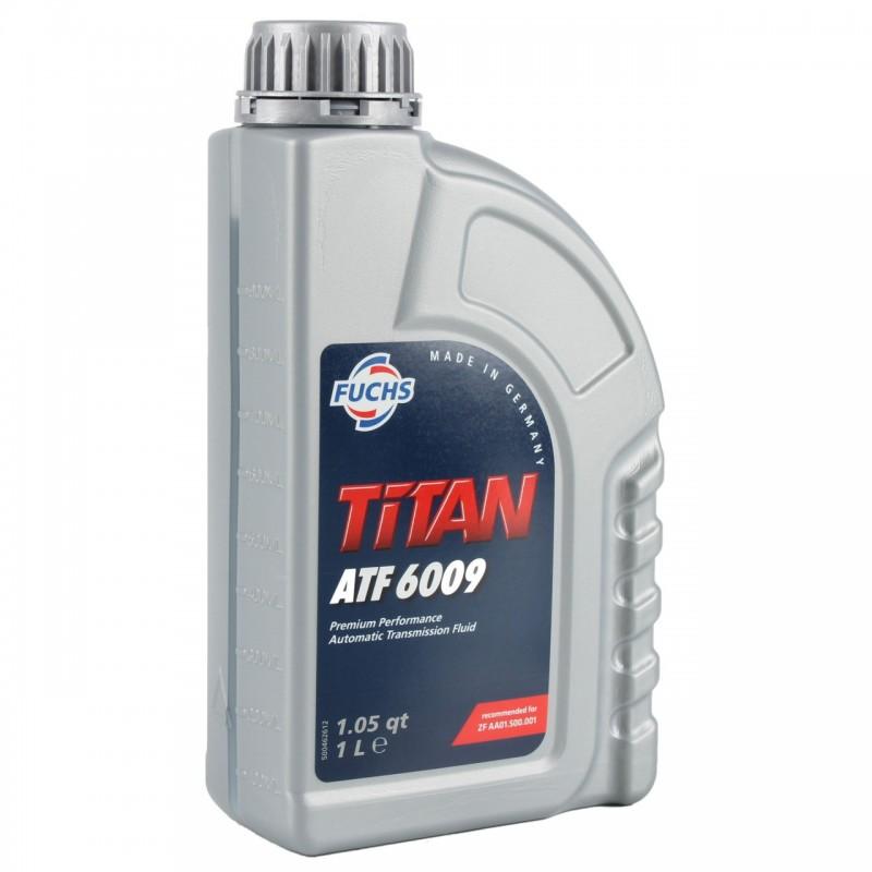 FUCHS Υγρό Αυτόματων Μεταδόσεων TITAN ATF 6009