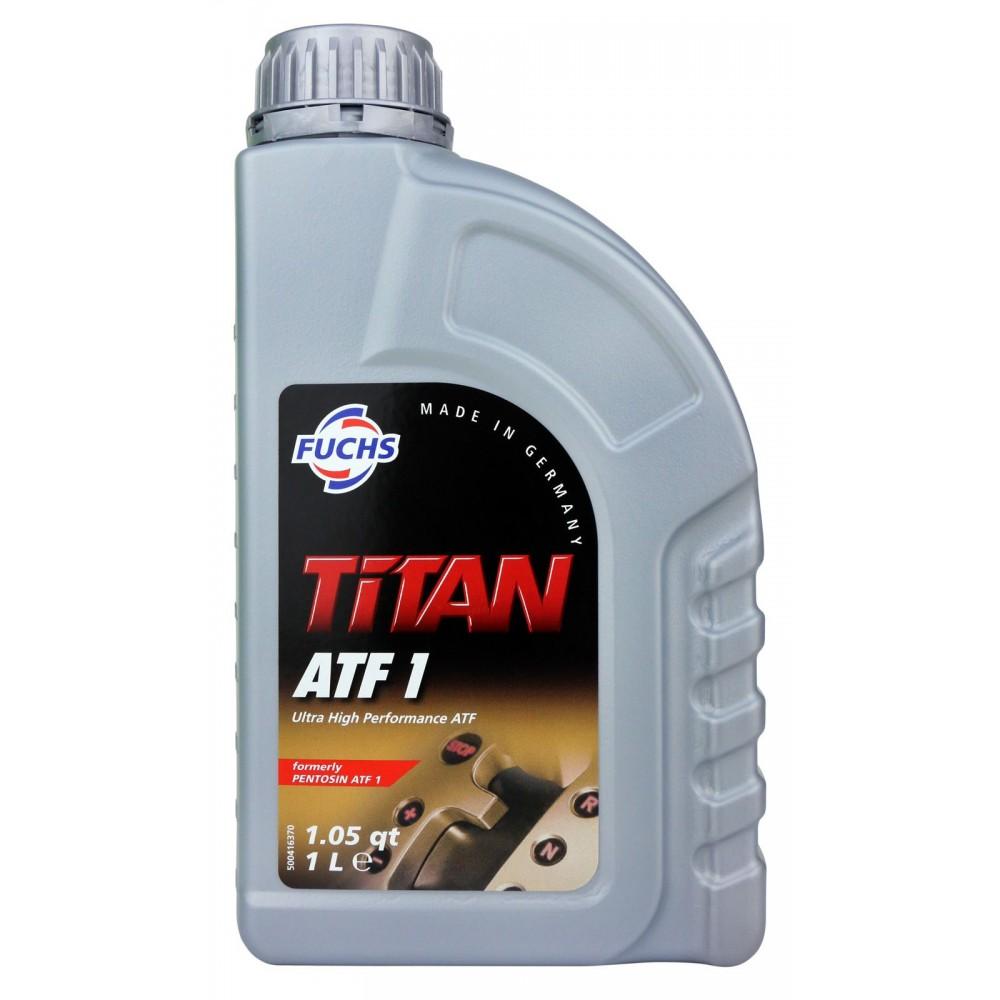 FUCHS Υγρό Αυτόματων Μεταδόσεων TITAN ATF 1