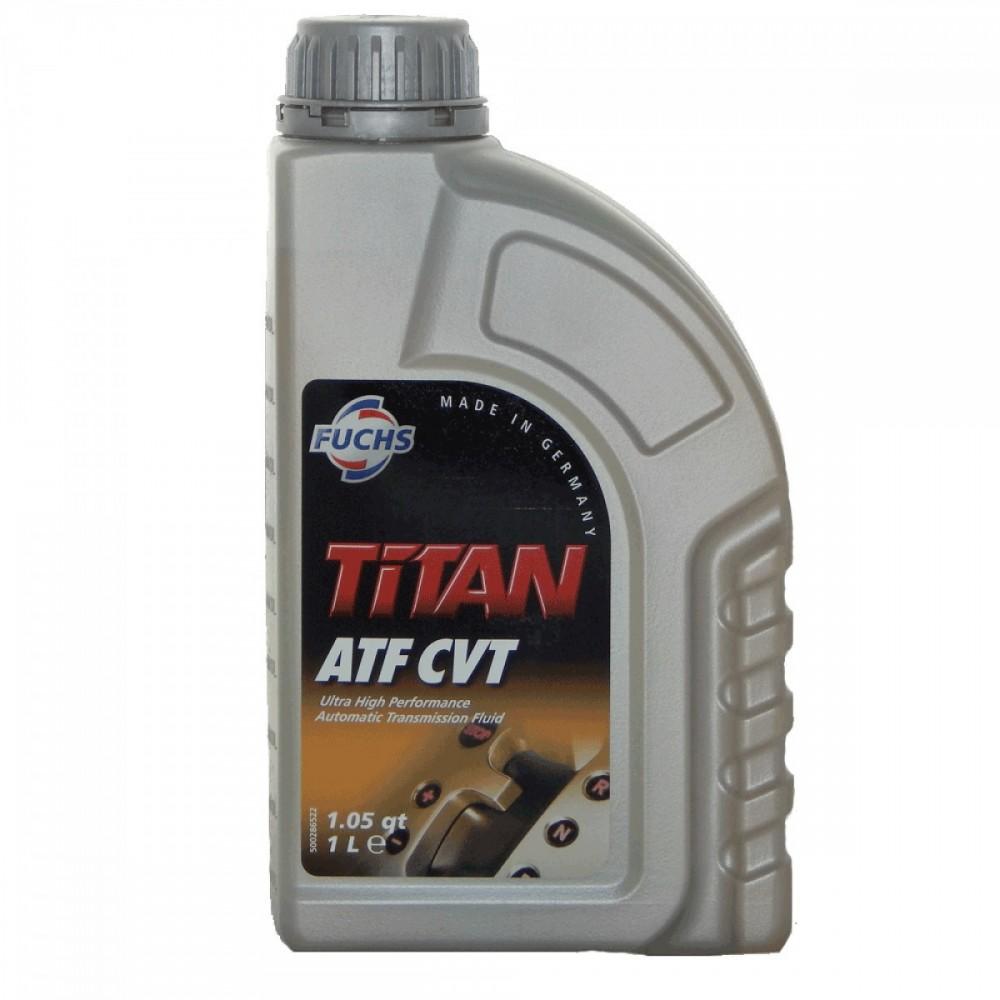 FUCHS Υγρό Αυτόματων Μεταδόσεων TITAN ATF CVT