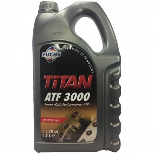 FUCHS Υγρό Αυτόματων Μεταδόσεων TITAN ATF 3000