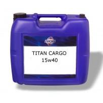FUCHS Λιπαντικό TITAN CARGO 15W-40
