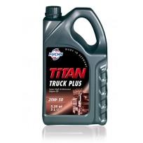 FUCHS TITAN TRUCK PLUS 20W-50