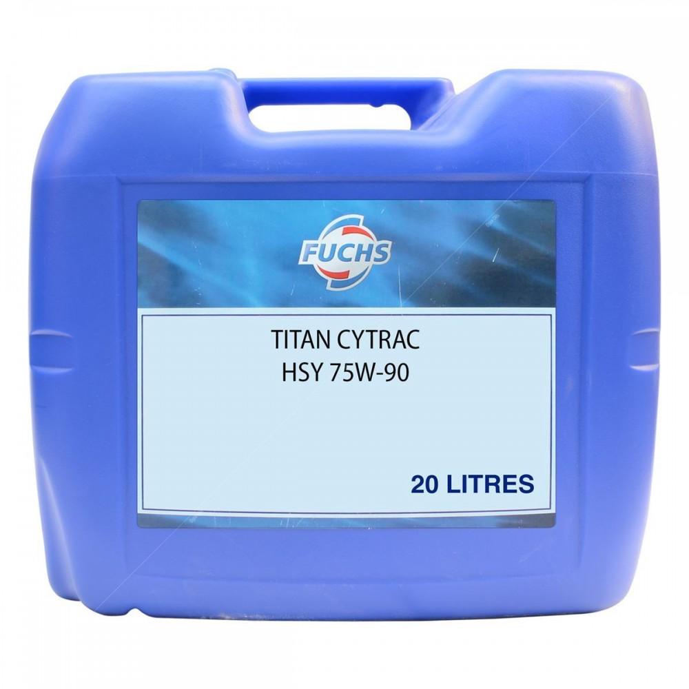 FUCHS Βαλβολίνη TITAN CYTRAC HSY 75W-90