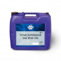 FUCHS Βαλβολίνη TITAN SUPERGEAR 85W-140