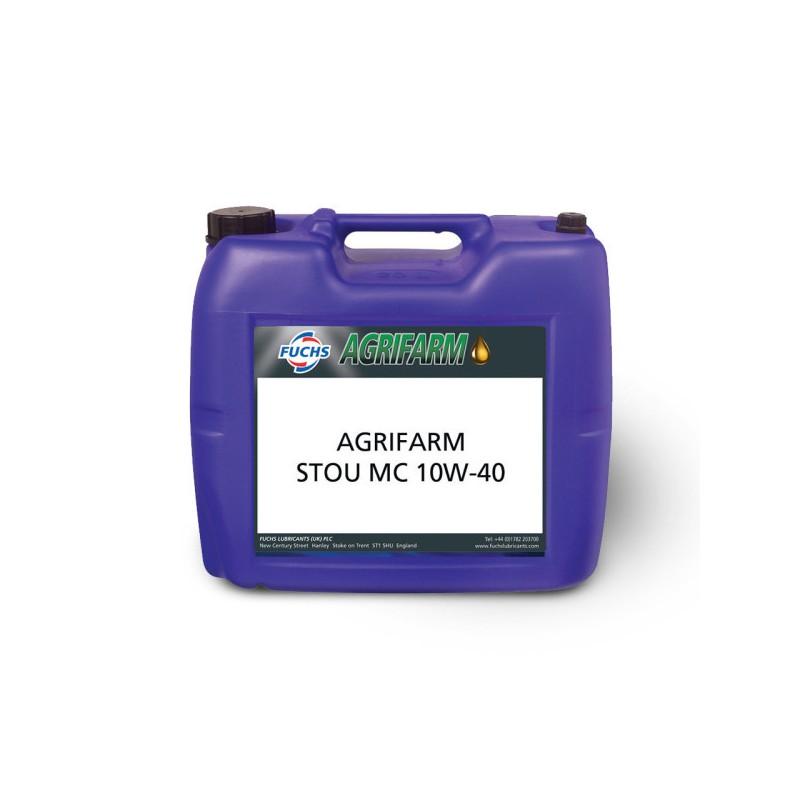 FUCHS Λιπαντικό TITAN AGRIFARM STOU MC 10W-40