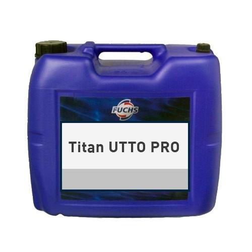 FUCHS Λιπαντικό TITAN UTTO PRO