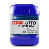 FUCHS Λιπαντικό TITAN UTTO TO-4 10W