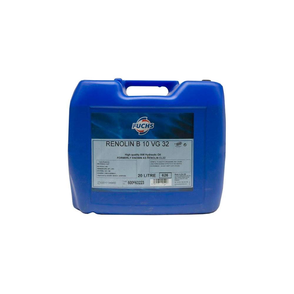 FUCHS Υδραυλικό Λιπαντικό RENOLIN B10 (ISO VG32)