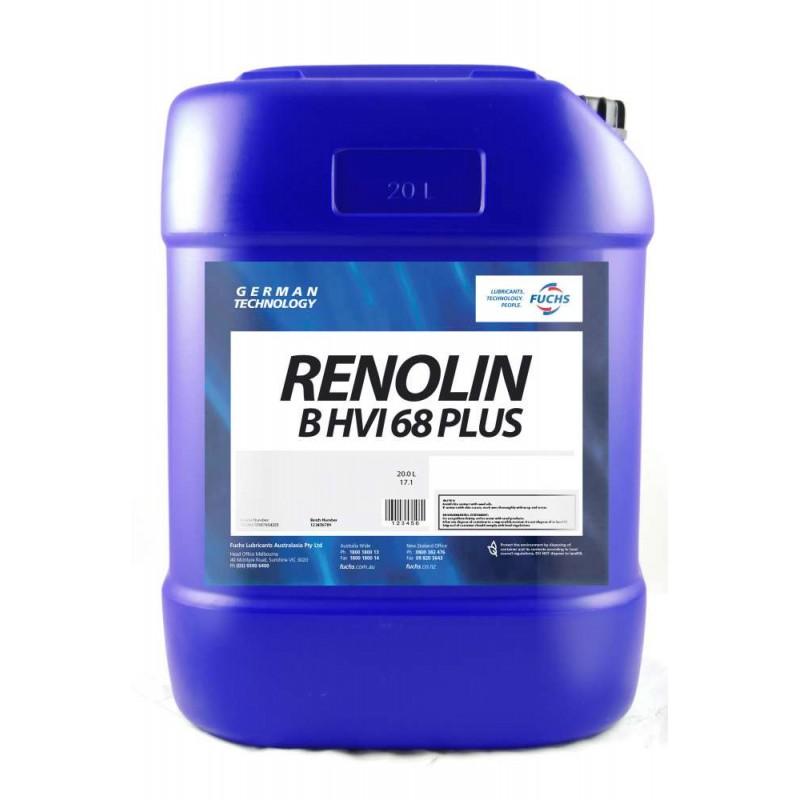 FUCHS Υδραυλικό Λιπαντικό RENOLIN B68 HVI