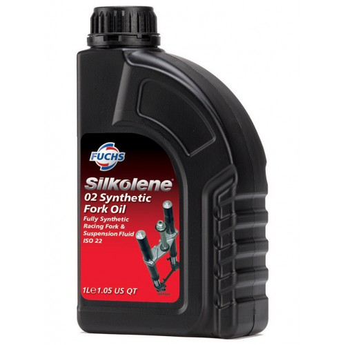 FUCHS SILKOLENE 02 SYNTHETIC FORK OIL