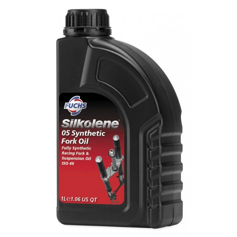 FUCHS SILKOLENE 05 SYNTHETIC FORK OIL