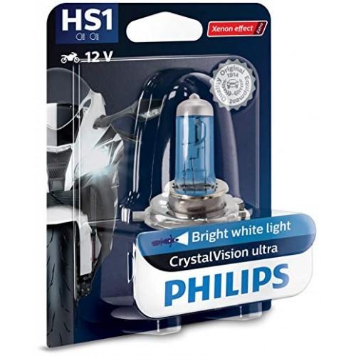 PHILIPS HS1 12V 35/35W CRYSTAL VISION MOTO