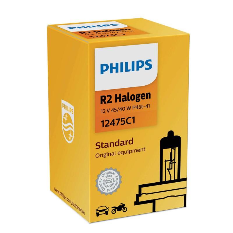 PHILIPS 12V P45t 45/40W