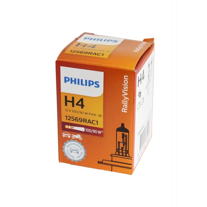 PHILIPS H4 12V 100/90W